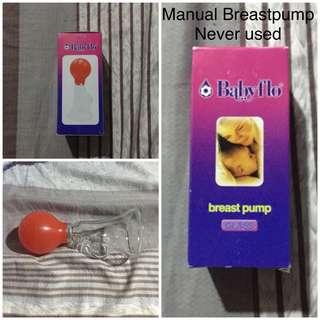 Babyflo Manual Breastpump