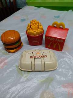 McDonald 變身恐龍