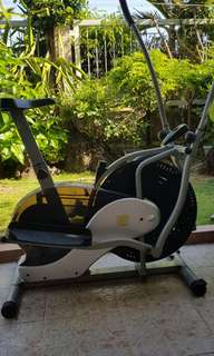 2nd hand exercise machine for pick up only.. 100%  good condition  RFS: seldom used