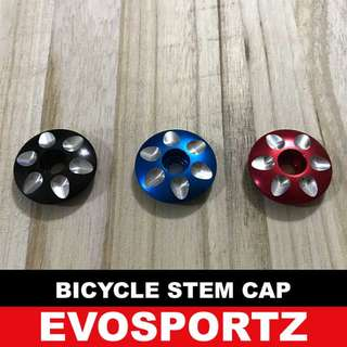 Bicycle Stem Cap