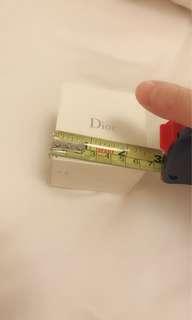 Dior 硬皮飾品盒