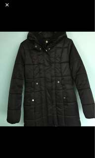 Black Winter Jacket Size Small *Never Worn*