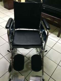 Wheelchair Fully reclinable