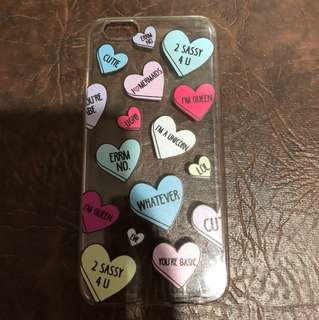 Love casing 6/6s