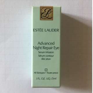 全新 Estee Lauder Advanced Night Repair Eye Serum Infusion  眼底修護精華
