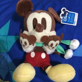 🚚 迪士尼米奇娃娃布偶