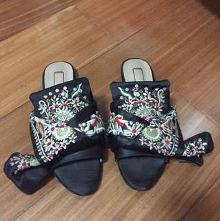 N21 Inspired Sandals