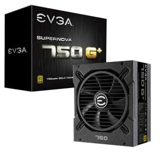 EVGA G+ 750W Gold Full Modular Power Supply