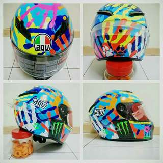 Helmet AGV - PROMO RAYA
