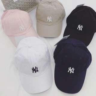 🚚 MLB 韓國🇰🇷洋基小LOGO老帽