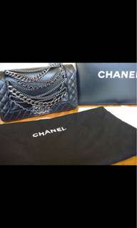 Authentic Chanel Boy Rock and Roll Chain Like New