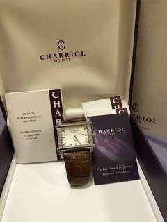 Charriol Ladies Watch - stainless steel diamond Actor model