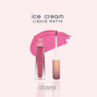 Ice Cream Matte Lippie