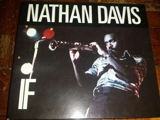 Music CD: Nathan Davis ‎– If - Jazz Funk