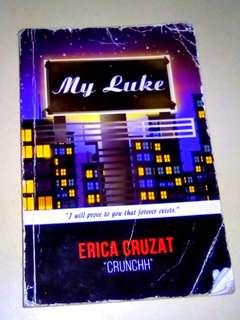 my luke, pocket book, by erica cruzat or crunchhh