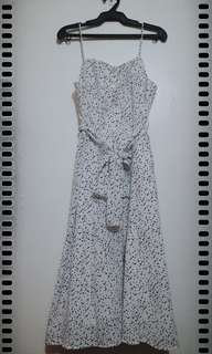 GTW by SM polka dot dress