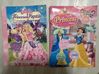 Princess Magazine (2 for $2)