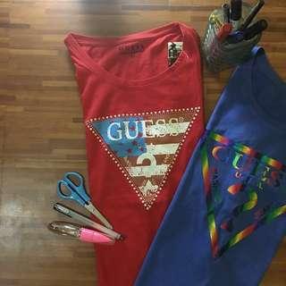 Overruns: Guess Shirts