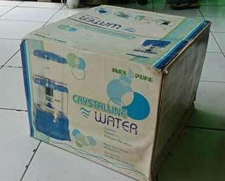 Inex Pure Crystalline Water Filter