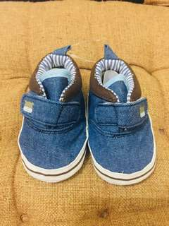 Brand New Baby Denim Shoes