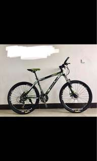 """26"""" Crolan M811 Mountain Bike"""