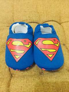 Brand New Baby Superman Shoes