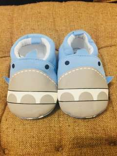 Brand New Baby Shark Shoes