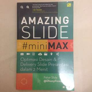 Amazing Slide Minimax