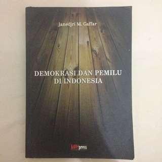 Demokrasi dan Pemilu di Indonesia