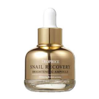 [DEOPROCE] Snail Recovery Brightening Ampoule 30 ml