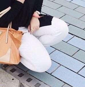 Freego White pants
