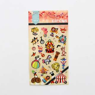 Animal Kingdom Scrapbook / Planner Stickers #120