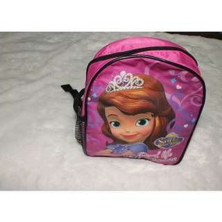 Sofia the first Backpack for kids