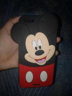 Mickey Mouse Case For Oppo F1s😊 one time pa lang po nagamit heheh😊