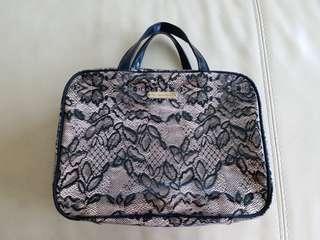 Victoria's secret cosmetic bag