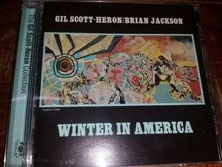 Music CD: Gil Scott-Heron / Brian Jackson –Winter In America - Soul Jazz, Spoken Word