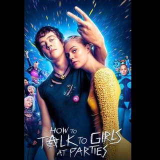 [Rent-A-Movie] HOW TO TALK TO GIRLS AT PARTIES (2017)