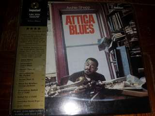 Music CD: Archie Shepp ‎– Attica Blues - Jazz