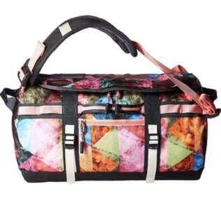 New - The north face base camp duffle bag xs