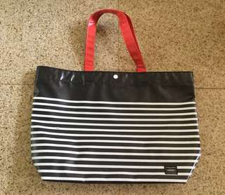 絕版 porter marine L size tote bag