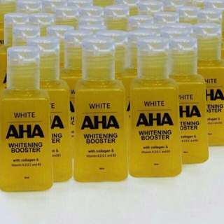 AHA WHITENING BOOSTER