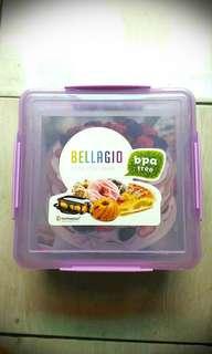 Cake food bellagio 2 susun