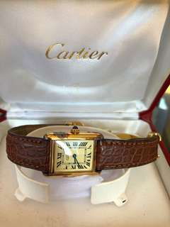 Cartier's 大平🍒女裝手錶