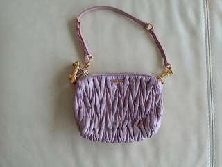 Miu miu mini purse