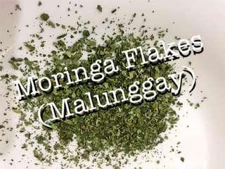 Budget Pack Moringa Flakes (Malunggay) 30 grams