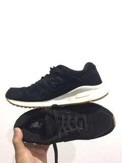 New Balance 530 Black Suede Encap 39