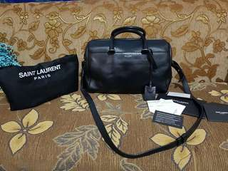Authentic YSL Duffle Bag