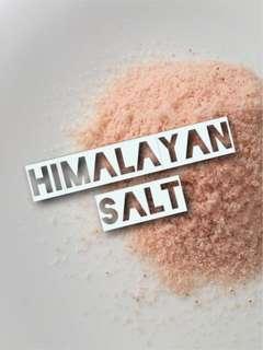 FINE & FOOD GRADE Himalayan Salt 150 grams
