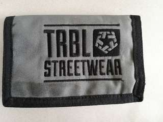 Tribal Streetwear Canvass Wallet