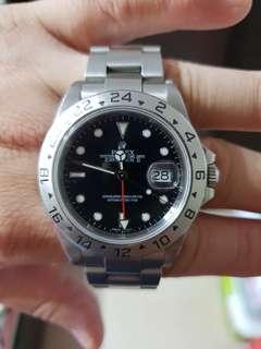 Pre own Rolex explorer2 16570